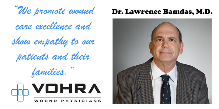 Meet Our Physicians Vohra Woundcare